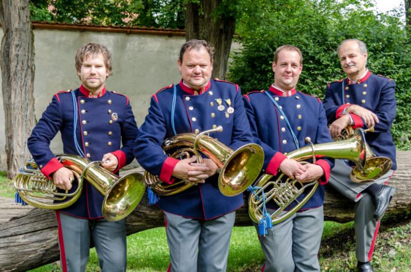 Gruppenfoto Tenorhörner